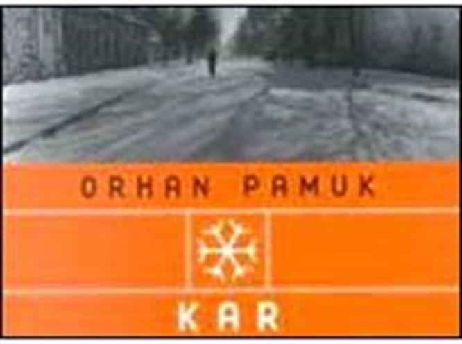 Orhan Pamuk'un 'Kar'ı ABD'de ilk 100'de